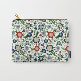 Kashubian folk - seamless pattern Carry-All Pouch