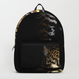 Dripping with Gold Backpack