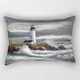 Beam of Hope Rectangular Pillow