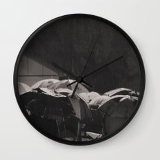Drip Proof Wall Clock
