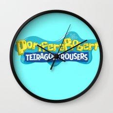 PoriferaRobert TetragonTrousers Wall Clock