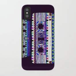 Mix Tape # 10 iPhone Case