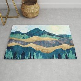 Blue Forest Rug