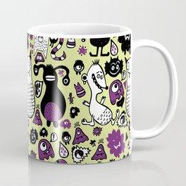Moooooooonsters Coffee Mug
