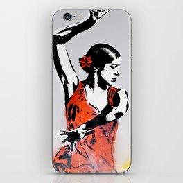 Las tres bailarinas iPhone Skin