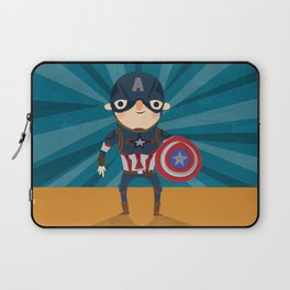 cap'n America Laptop Sleeve