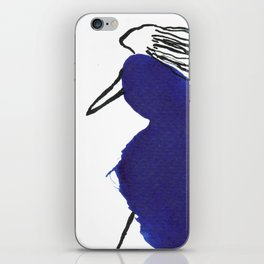 How to be a girl #7 iPhone Skin