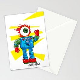 EYE-ROBOT Stationery Cards