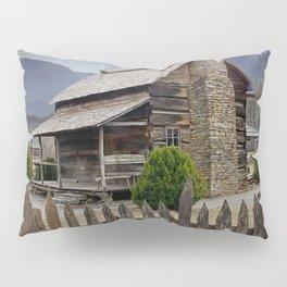Appalachian Mountain Cabin Pillow Sham