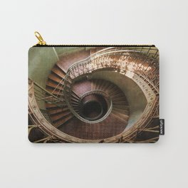 Spiral staircaise with a window Carry-All Pouch