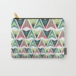 Pattern Print Carry-All Pouch
