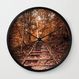 Forgotten Path Wall Clock