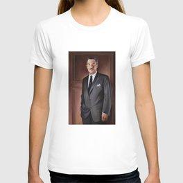Thurgood Marshall Painting - Betsy Graves Reyneau T-shirt