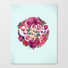 Flowers for Murders Canvas Print