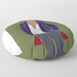 OOTD #4 Outfit Of The Day Floor Pillow