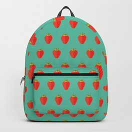 Strawberry party Backpack