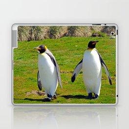 King Penguins Laptop & iPad Skin
