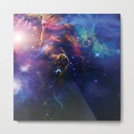 Galaxy#1 Metal Print