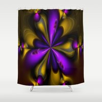 brazil Shower Curtains featuring Brazil by Imagevixen