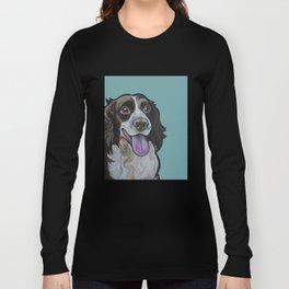 Bea the Springer Spaniel Long Sleeve T-shirt