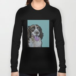 Bea the Springer Spaniel Long Sleeve T-shirt