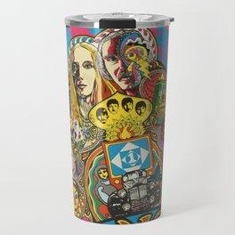 "Very Rare 1967 Bob Dylan ""Changes"" Festival Concert Poster Travel Mug"