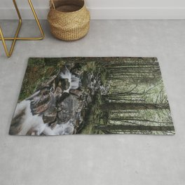 The Fairytale Forest - Landscape and Nature Photography Rug