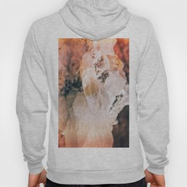 Dreamy Large Quartz Crystals Hoody