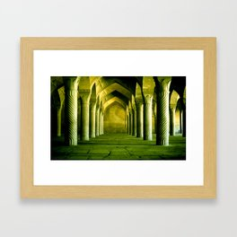 Shiraz, Iran Framed Art Print