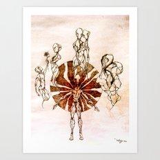 What is Love? Art Print