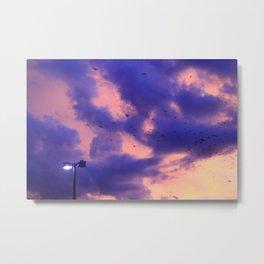 clouds(flying) Metal Print