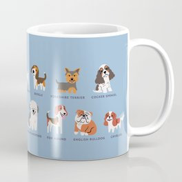 ENGLISH DOGS Coffee Mug