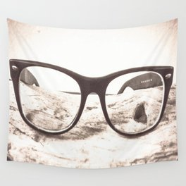 Hipster Ray-Bans Wall Tapestry