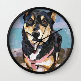 Hallie Wall Clock