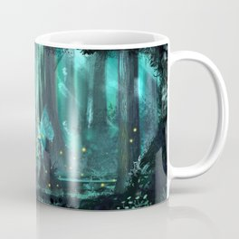 Moon Pixie Mourning Coffee Mug