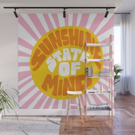 Sunshine Vibes Wall Mural