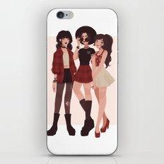 Ozai's Angels iPhone Skin