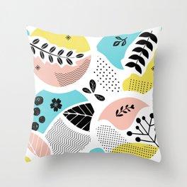 Spring Dreamin' Throw Pillow