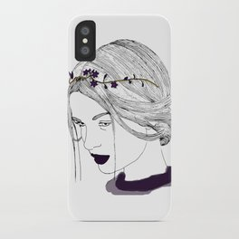 Juliet iPhone Case