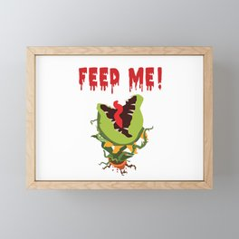 Little Shop of Horrors | Aubrey II | Feed Me Framed Mini Art Print