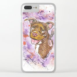 Annabel Clear iPhone Case