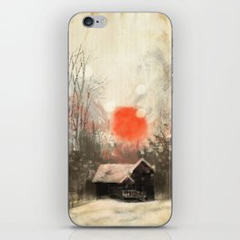 Winter Landscape iPhone Skin