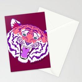 Pink Endangered Stationery Cards