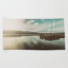 Columbia Hills Beach Towel