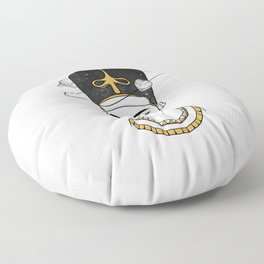 Nefertiti Floor Pillow