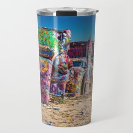 Amarillo Art Travel Mug