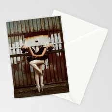 Never Miss a Chance to Dance Stationery Cards