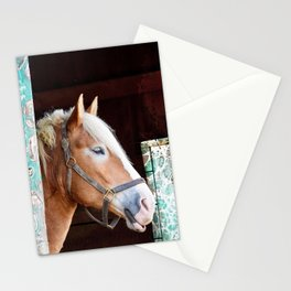 """""""Beauty in the Barn"""" Stationery Cards"""