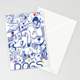 Dogs✧ Stationery Cards