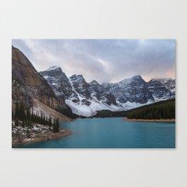 Last Sunset Canvas Print